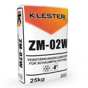 ZM-02W Reinforcing adhesive for expanded polystyrene (in winter)