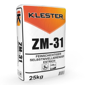 ZM-31 Thin-layer self-leveling poured floor 5 h (2-20 mm)
