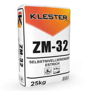 ZM-32 Self-leveling poured floor 6 h (5-35 mm)